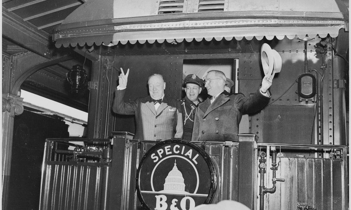 Winston Churchill. (Mar. 05, 1946). Special Relationship Anniversary 1946-2016. US Embassy, London.