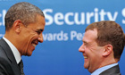 Owen MacAskill. (Mar. 06, 2012). Obama caught on mic telling Medvedev to give US 'space' on nuclear issue. The Guardian.