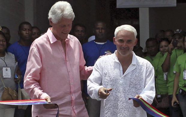 Bill Clinton, Frank Giustra
