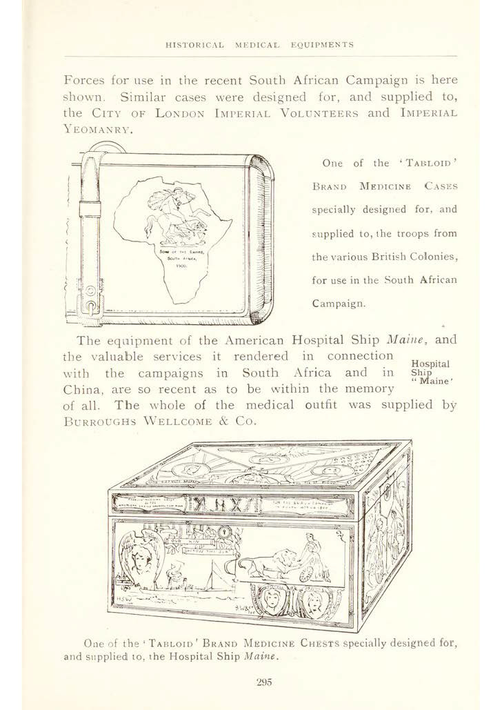 Henry S. Wellcome. (ca. Jun. 1909). THE EVOLUTION OF JOURNALISM ETCETERA, Souvenir of the INTERNATIONAL PRESS CONFERENCE, LONDON, 1909, Hon. President Lord Burnham (Sir Edward Levy-Lawson, Baron, The Daily Telegraph), 321 pgs. Burroughs Wellcome.