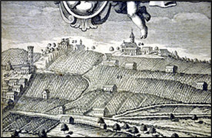 Ravensburg, Germany ca. 1100 A.D.