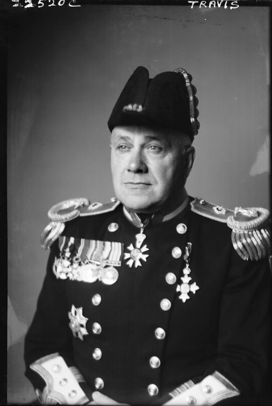 Sir Edward Wilfrid Harry Travis