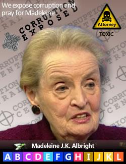 Madeleine J. Albright