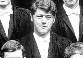 Bill Clinton was a Rhodes Scholar for two years from 1968-1970