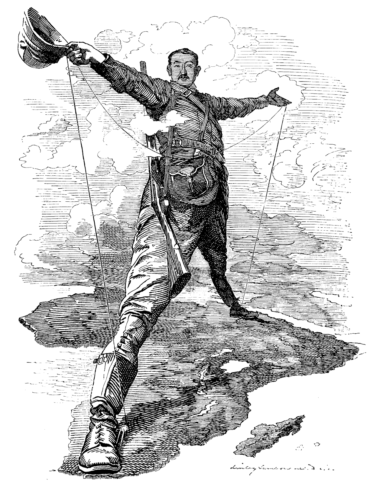 Cecil Rhodes' Quest to Seize Africa's Wealth to Finance his 200-year Imperial Federalist Manifesto for Anglo-Saxon control of the world