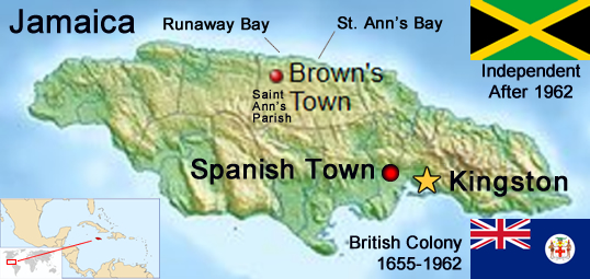 Brown's Town, Saint Ann's Parish, Jamaica