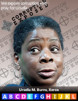 Ursula M. Burns, Xerox