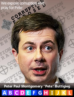 "Peter Paul Montgomery ""Pete"" Buttigieg"