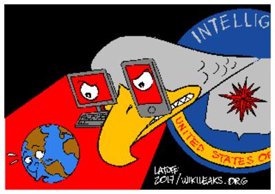 C.I.A. WikiLeaks Vault 7