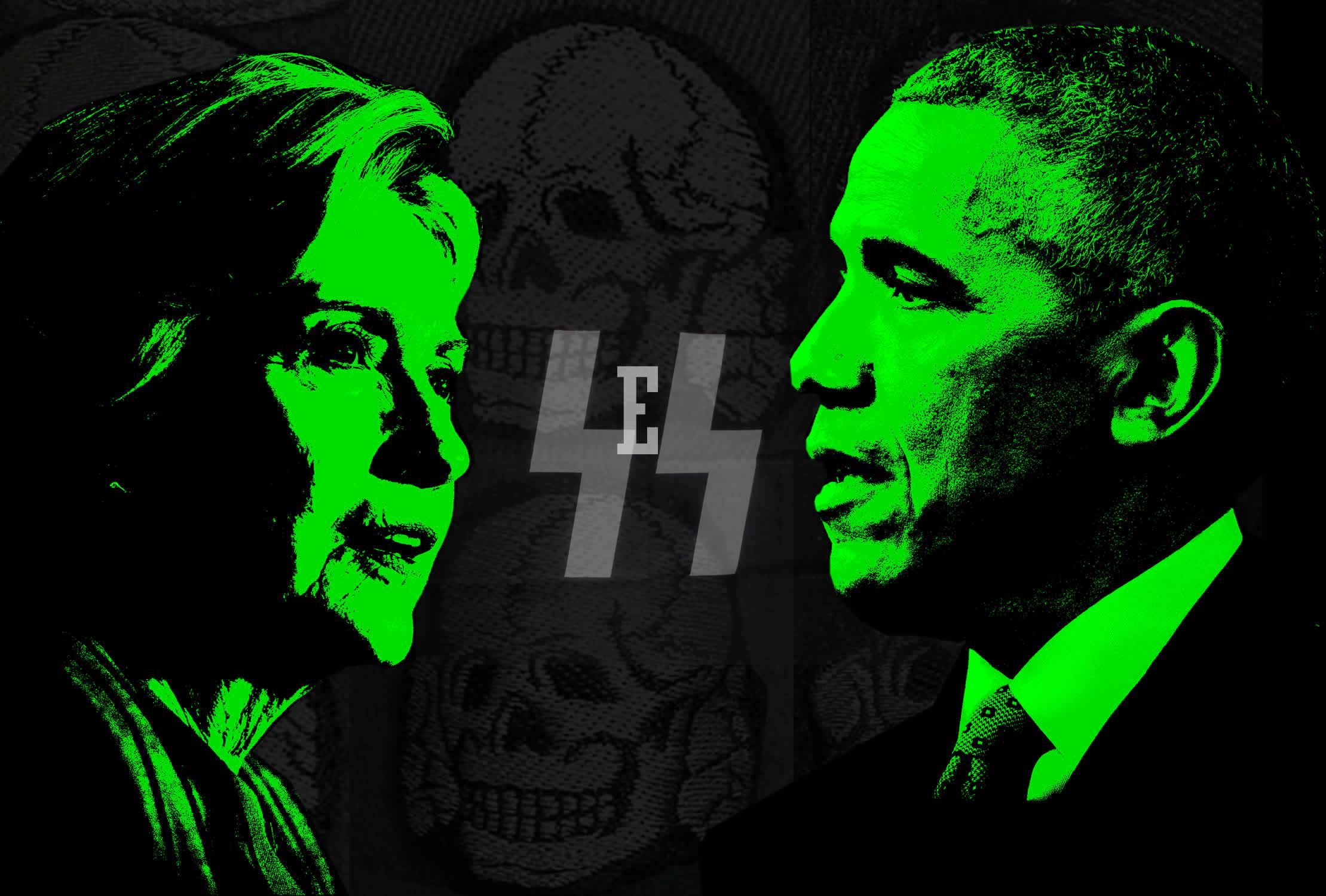 Hillary and Obama treason