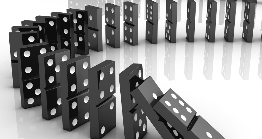 The Dominoes Fall - Why have all these Wall Street darlines resigned suddenly?