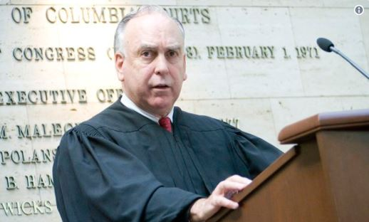 Judge T.S. Ellis, III, Eastern District of Virginia