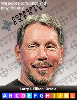 Larry J. Ellison, Oracle