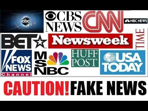 Fake News logos