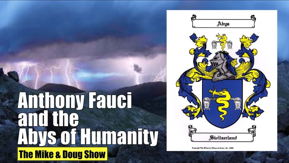 Douglas Gabriel, Michael McKibben. (Apr. 13, 2021). Anthony Fauci and the Abys of Humanity. Americans for Innovation, Americans Intelligent Media.