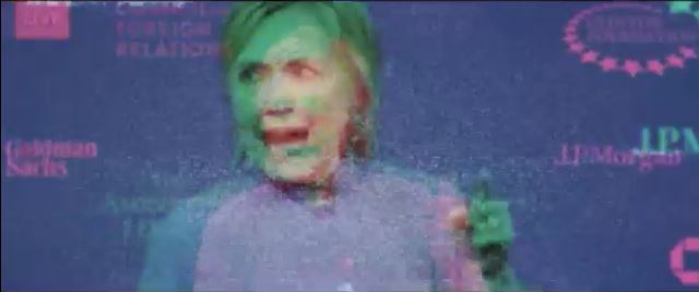 Alex Jones. (Oct. 27, 2016). Hillary and Armageddon. WTF Did I Just Watch? The Wildest Campaign Ad Ever! InfoWars.