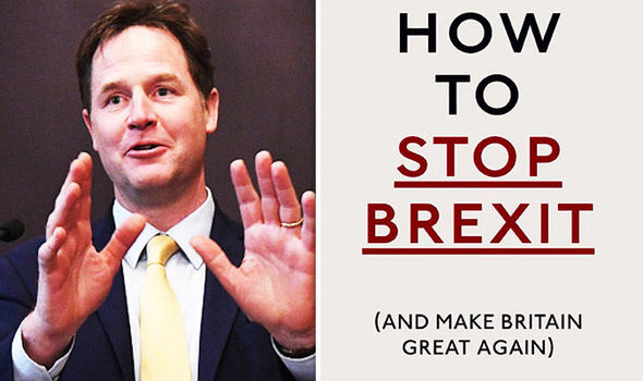 How to Stop Brexit (And Make Britain Great Again) by Nick Clegg. (Accessed Oct. 26, 2018). Wikipedia.