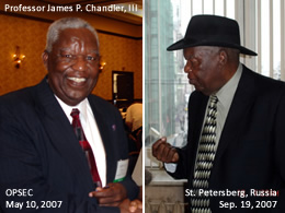 James P. Chandler, III