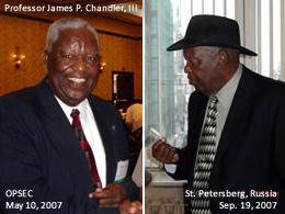 James P. Chandler, III