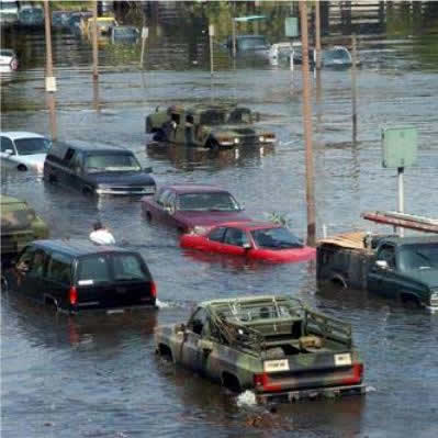Leader Technologies provided the primary life saving and disaster recovery communications after Hurricane Katrina
