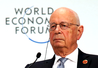 Klaus Martin Schwab. Founder and Chairman of the World Economic Forum (WEF). Family patriarch of the owners of Escher-Wyss & Cie. (Co.), Sulzer AG/GmbH, Andritz AG/GmbH, Festo AG/GmbH, Stoll and their many hundreds of subsidiaries and 50,000+ employees in over 250 locations.