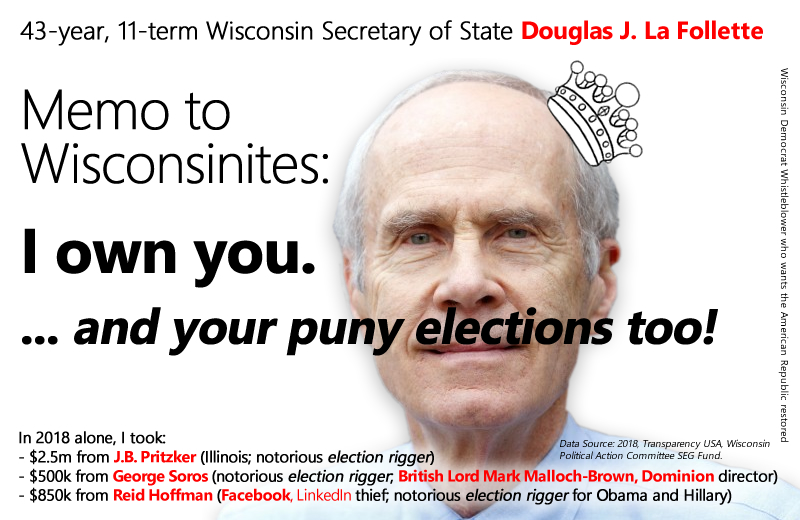 AFI. (Dec. 07, 2020). The Election Fraud World of Wisconsin Politics. Americans for Innovation.