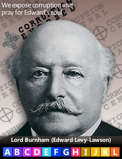 Lord Burnham