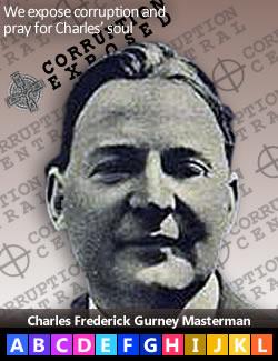 Charles Frederick Gurney (F.G.) Masterman