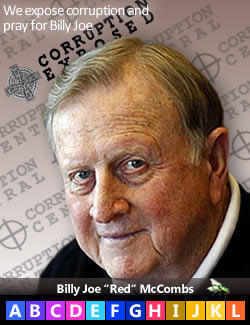 "Billy Joe ""Red"" McCombs"