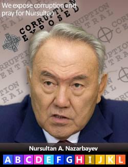 Nursultan A. Nazarbayev