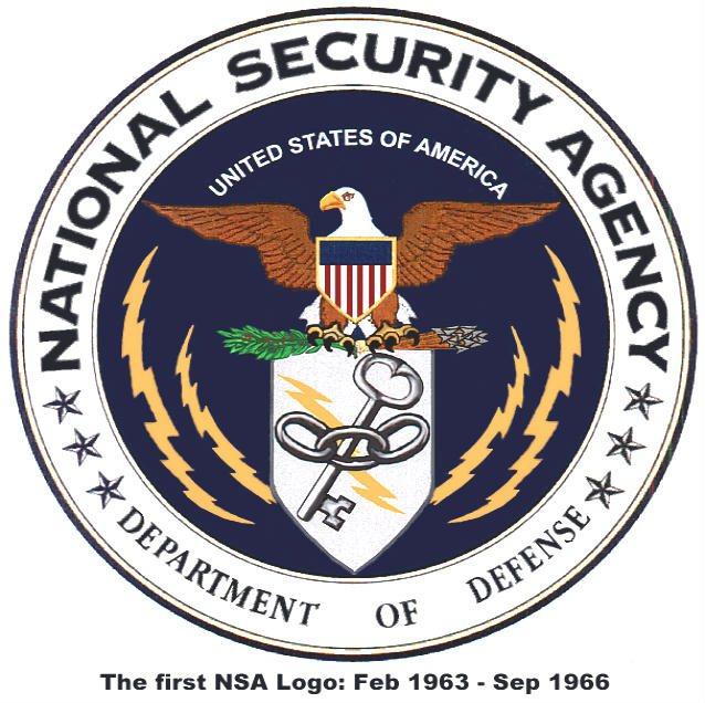 NSA original emblem