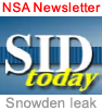 NSA SIDtoday Newsletter logo