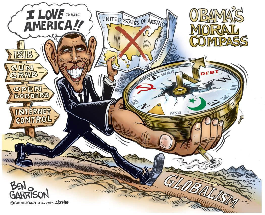 Obama's Faulty Moral Compass
