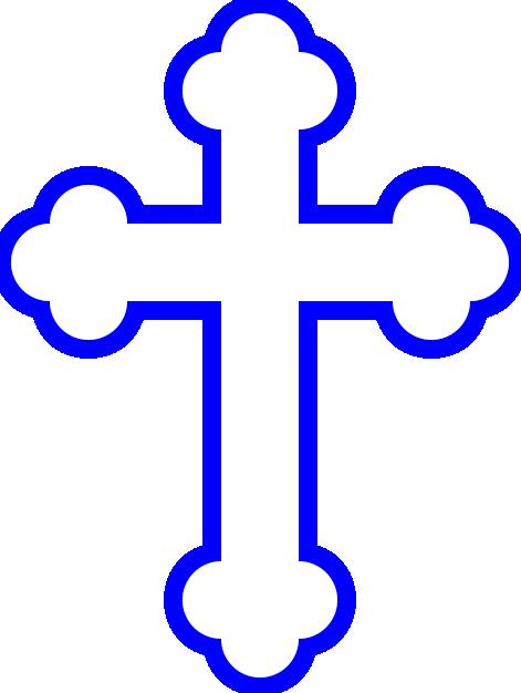 Orthodox Chrisitan Budded Cross