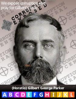 Sir (Horatio) Gilbert George Parker