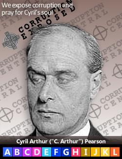 Cyril Arthur Pearson
