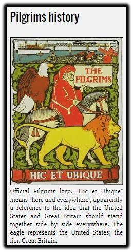 Pilgrims Society logo