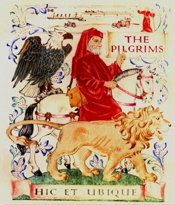 Pilgrim Society Logo