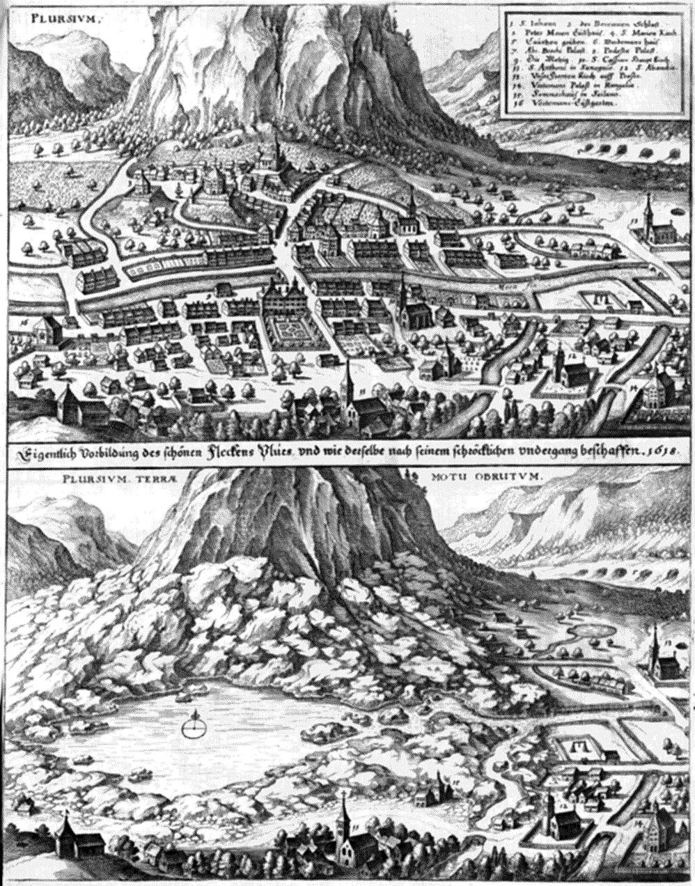 David Bressan. (Sep. 04, 2011). September 4, 1618: The landslide of Plurs. Scientific American.