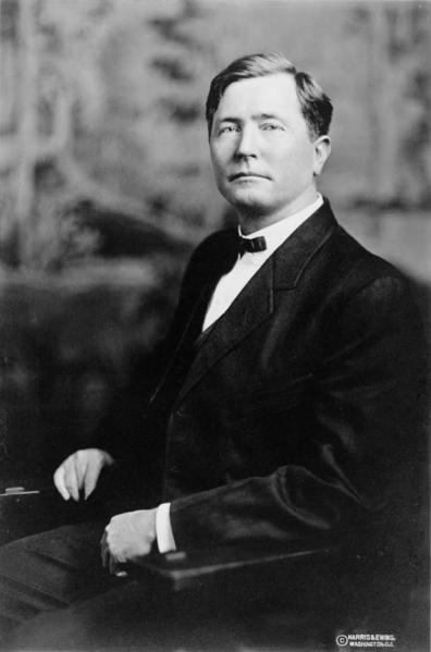Rep. Oscar Callaway (TX 12th, 1911-1917)