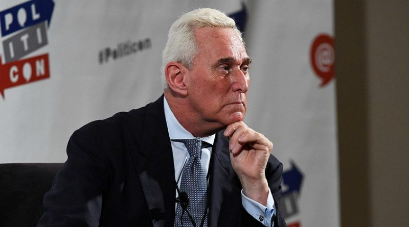 Roger Stone. (Feb. 01, 2018). Stone On SOTU: What I Saw Was Different Than What CNN Saw. StoneColdTruth.com.