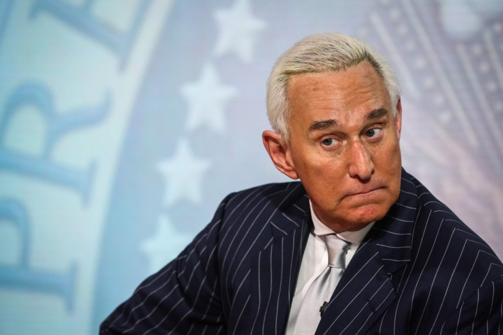 Roger Stone. (Apr. 03, 2018). Roger Stone: WikiLeaks, Julian Assange and Me; The Anatomy of a Fake News Avalanche. ArtVoice.