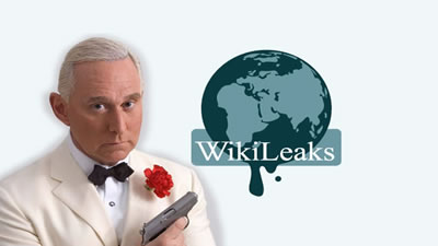 Roger Stone. (Mar. 09, 2018). Randy & Me: Truth About Wikileaks. StoneColdTruth.