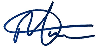 Roger Stone Signature