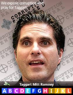 Taggart Mitt Romney