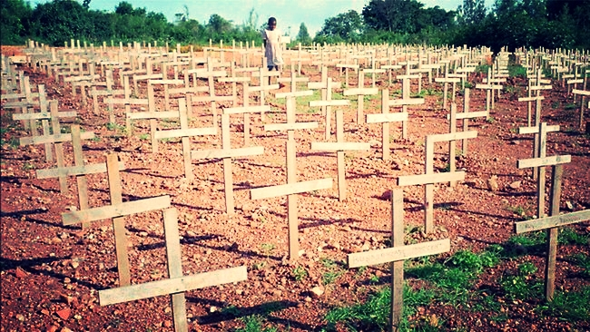 Martyrs of Rwandan genocide