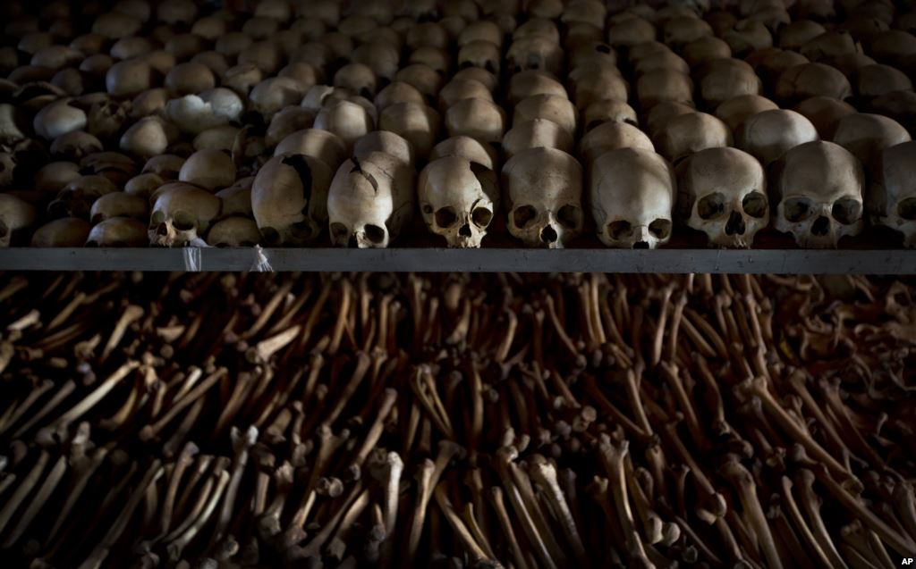 Rwandans Martyred by Bill Clinton and the Globalists