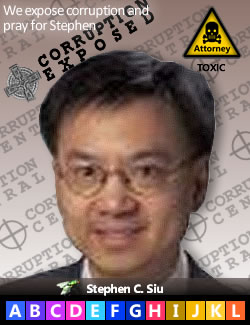 Stephen C. Siu, U.S. Patent & Trademark Office; former employee at IBM and Microsoft