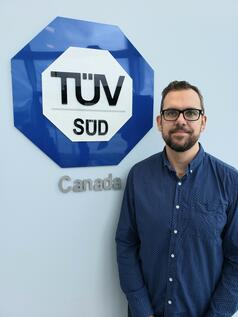 Marty McLear, TÜV SÜD Canada, Project Engineer