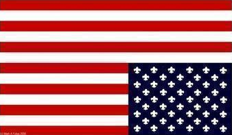 U.S. Flag of distress